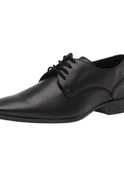 Gibson Men's Shoes Handcrafted Original Leather Plain Toe Lace Up Formal Wear